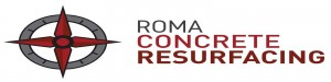 Roma Concrete Resurfacing Logo
