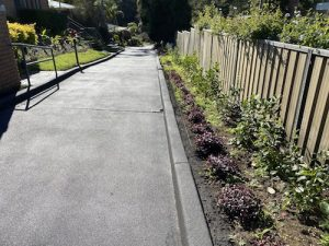 after driveway overlay ryde sydney