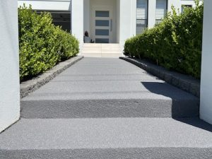 after concrete path resurfacing southern sydney